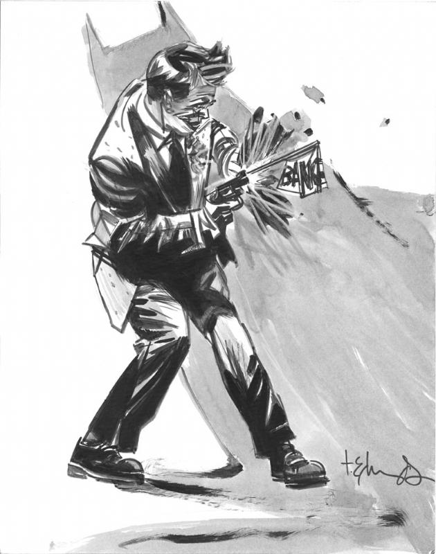 Joker - Tommy Lee Edwards, in Rich Hennemann's Sketchbook ...