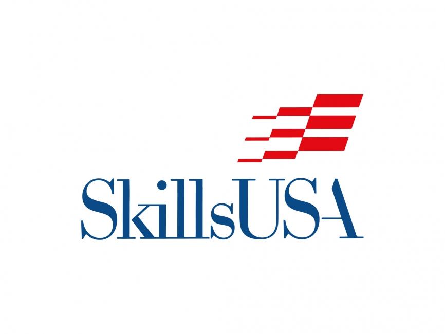 skills usa vector logo - commercial logos - education : logowik